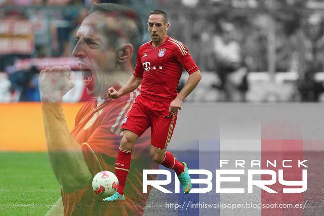 Wallpapers: Franck Ribéry Follow us in Instagram https://www.instagram.com/inthispic/