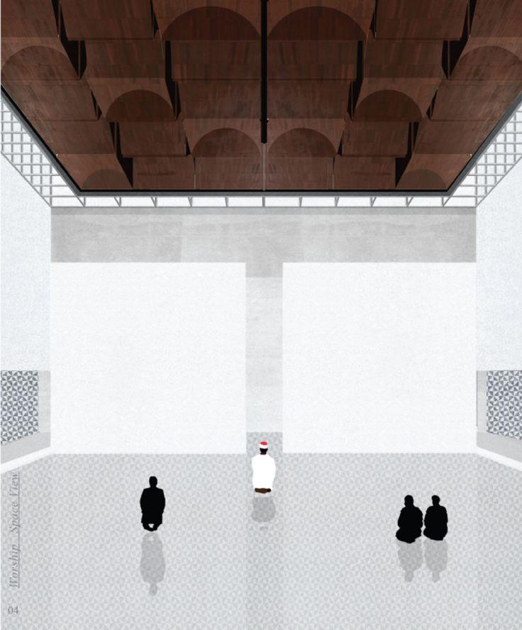 Viar Estudio · Mosque in Reykjavik · Divisare