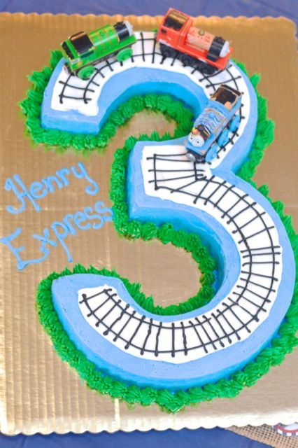 Cake And Decor 1220 : A vintage train birthday party Pinterest Kid, Fun ...