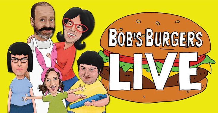 bob's burgers bob - Google Search