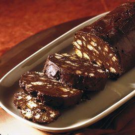 Il salame di cioccolato - Scuola di cucina | Donna Moderna