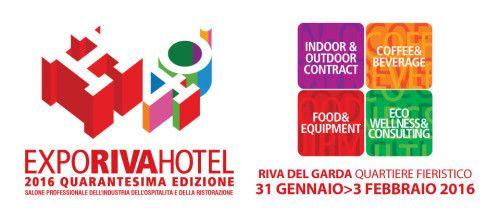 Dal 31 gennaio al 3 febbraio 2016 a Riva del Garda torna la rassegna fieristica Expo Riva Hotel @gardaconcierge