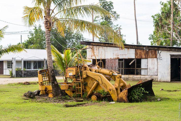 Трук, Федеративные Штаты Микронезии (1/2): mff