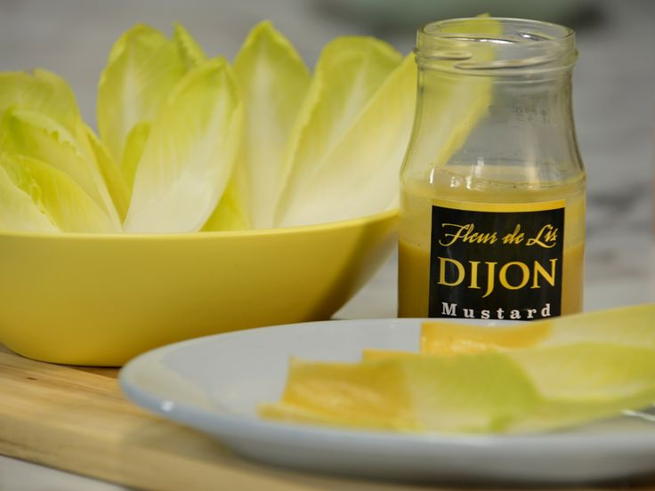 almost empty jar idea...Get this all-star, easy-to-follow Dijon Vinaigrette recipe from The Kitchen.
