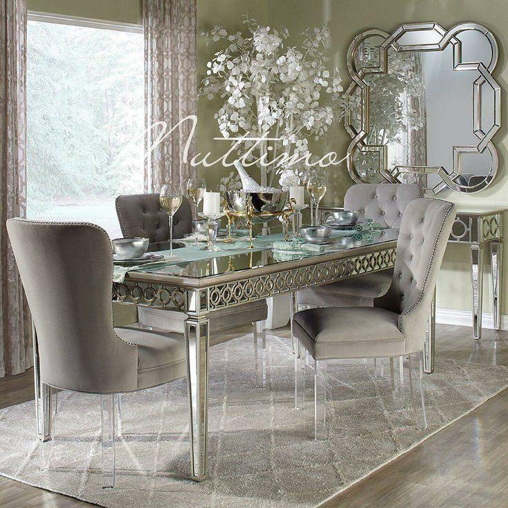 Yemek Masasi Sandalye Luxury Luxuryfurniture