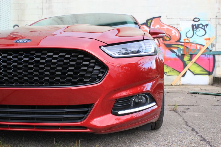 That grill though Ford fusion, Ford fusion custom, Ford