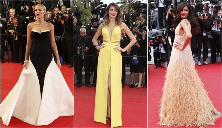 Los mejores looks de la alfombra roja de Cannes