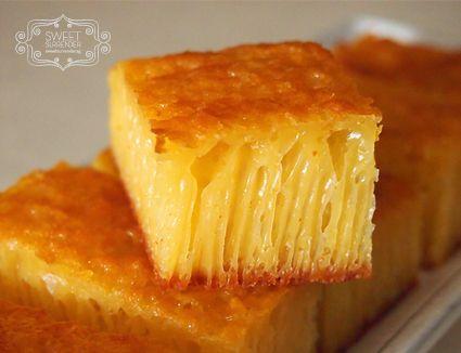 Honey Comb Cake, Kueh ambon