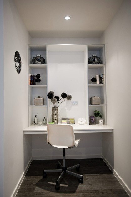 17 best ideas about small study rooms on pinterest home - Small bedroom study ideas ...
