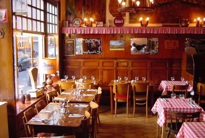 10 Best Restaurants and Bistros à Bruxelles