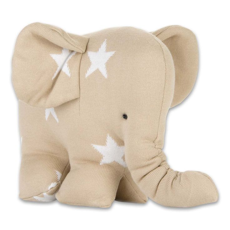 Elephant Star - Beige By Baby's Only - www.babysonly.nl