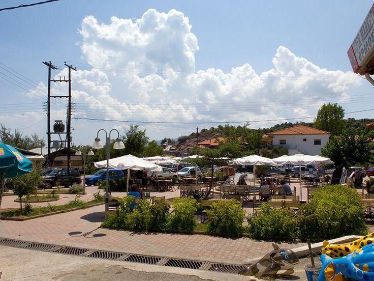 Ormos Panagias, Sithonia #Halkidiki #Greece http://gohalkidiki.com/