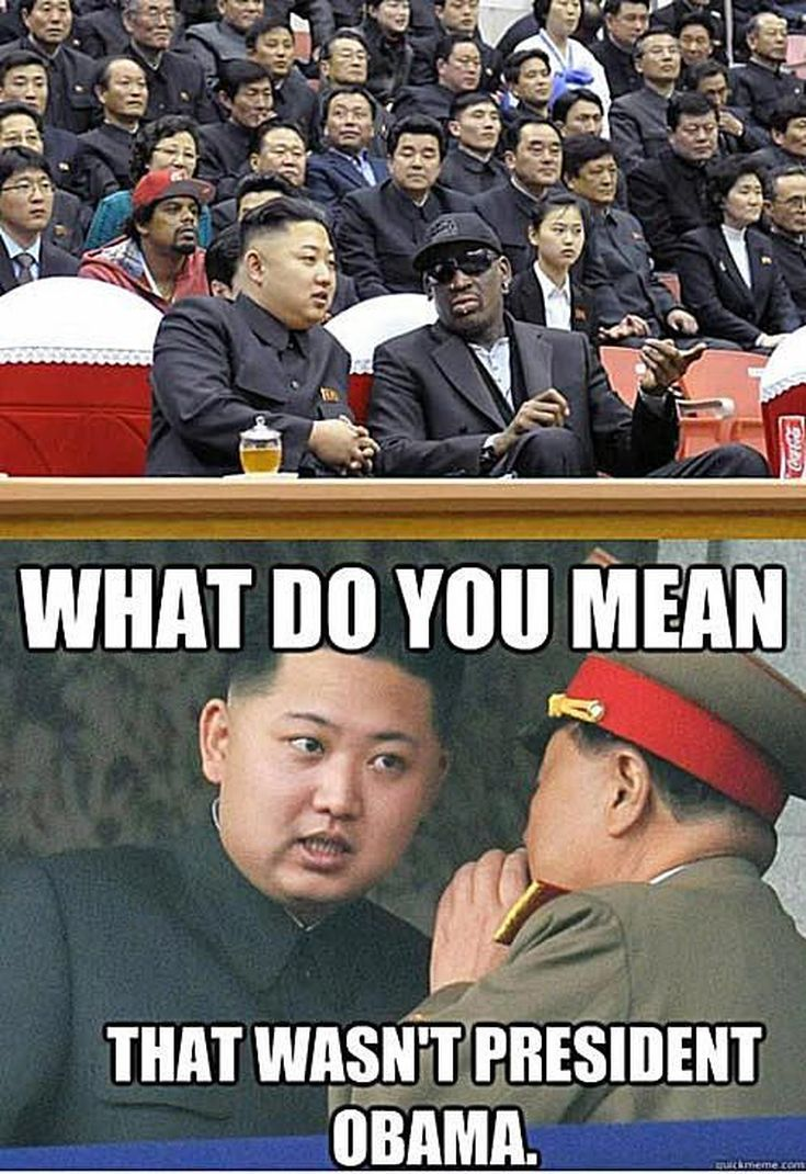 Funniest Kim Jong-un Memes: What Do You Mean That Wasn't Obama?
