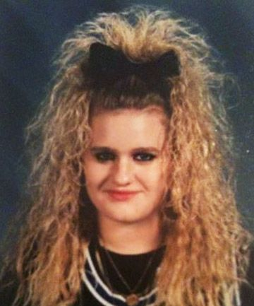 awesome '80s hairstyles