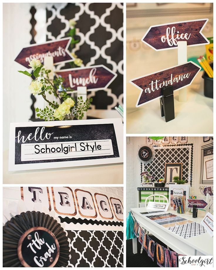 Rustic Classroom Decor ~ Best vintage classroom decor ideas on pinterest