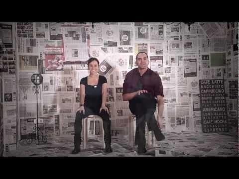 Bodypercussion by Santi Serratosa and Mariona Castells