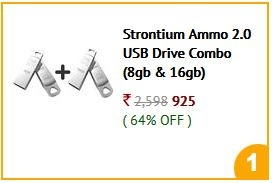 MAGIC BOX DEAL ....!!   Strontium 2.0 USB Drive Combo at Rs. 925 only & Panasonic Lumix at just  Rs. 7799  Hurry up ..!! Grab this offer ..!!