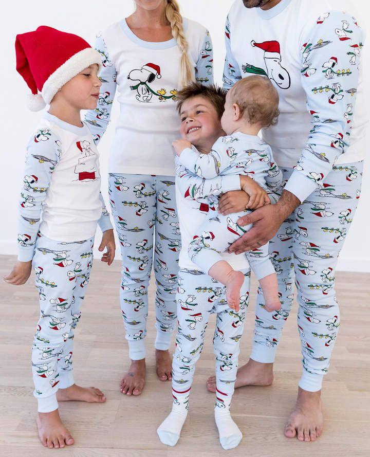 56a0681cd1 Hanna Andersson Peanuts Adult Long John Pajama Pant In Organic Cotton  Adult  Long
