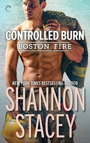 Controlled Burn by Shannon Stacey A firefighter who's sweet, caring, sexy... he had me at firefighter though... and the cover doesn't hurt either... this is a great romance.