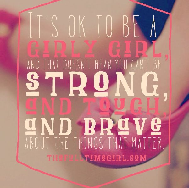 Quotes About Myself Girl 41 best {Being a girl}...