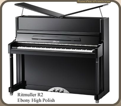 Ritmuller R2 Upright Piano