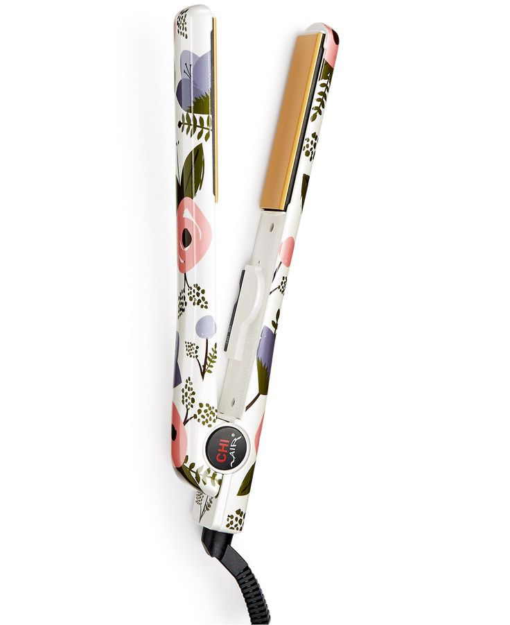 CHI Air Classic 1-in. Tourmaline Ceramic Flat Iron with Thermal Bag-Limited Edition - Chi Flat Iron - Browse - Macy's