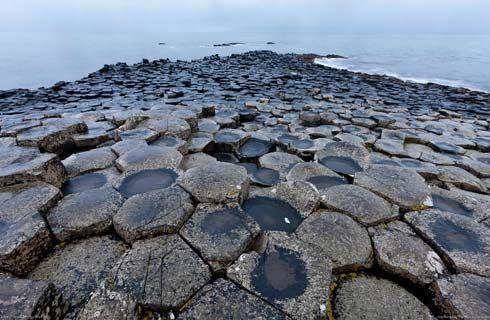 Giants Causeway, Irlanda de Nord
