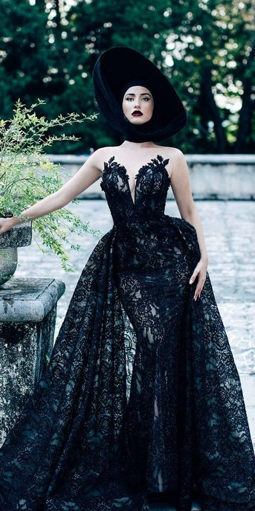 4328d353e77 Dark Romance  24 Gothic Wedding Dresses ☆  bridalgown  weddingdress