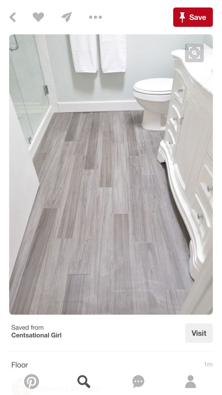10 best Flooring images on Pinterest | Flooring, Grey wood tile ...