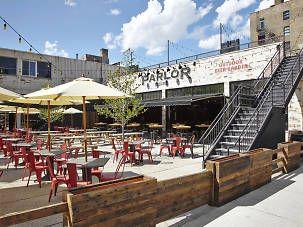 Chicago's Best Outdoor Drinking Spots