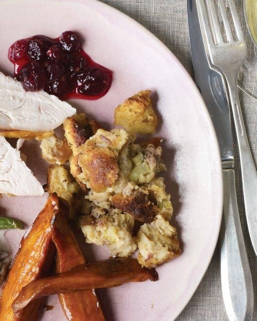 Bread Stuffing with Sage Recipe