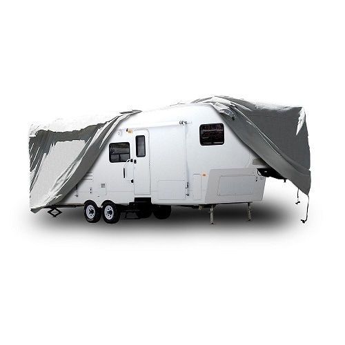 5th Wheel Trailer Cover fits Trailers 23' to 26'
