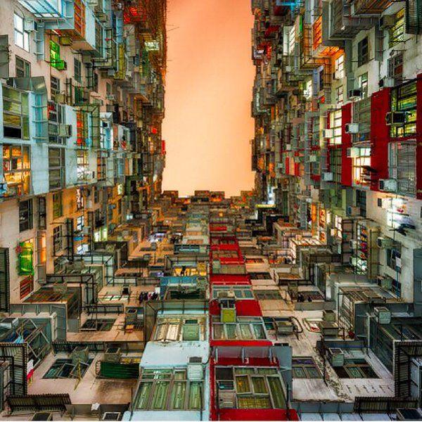 Hong Kong, China (Credit: Scott Reither / Bloglovin')