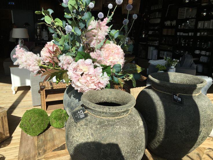 De nieuwe collectie #zijdebloemen van #Silkka is binnen! Flower up your life!