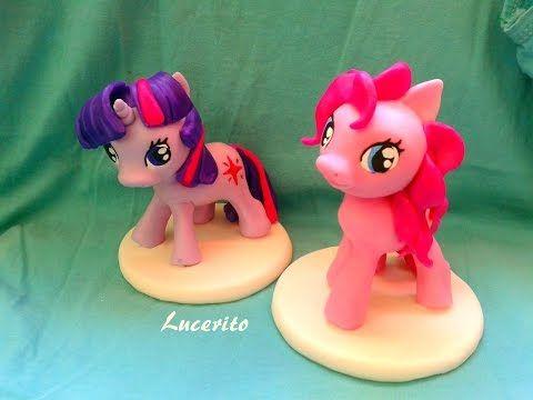 mi pequeño pony en porcelana fria - YouTube