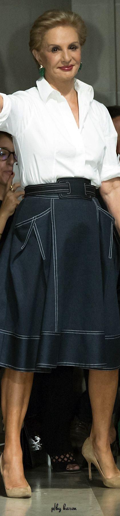 Carolina Herrera, Fashion Designer                                                                                                                                                                                 More