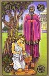Cartas do Destino: Destino e Tarô: Symbolon - Mestre ou Discípulo