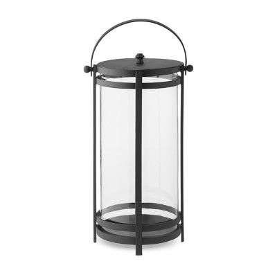 Bridgehampton Outdoor Lantern Oiled Bronze Medium