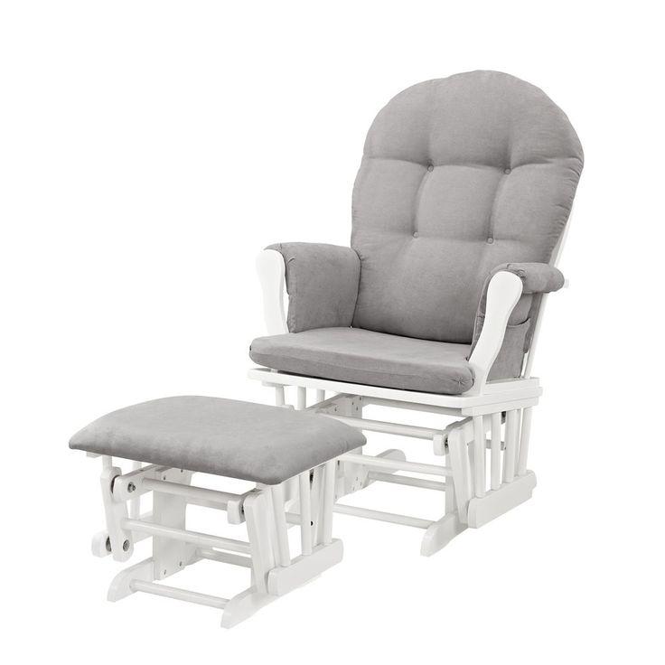 baby glider chair rocking chair nursery furniture nursing gliders ottoman infant