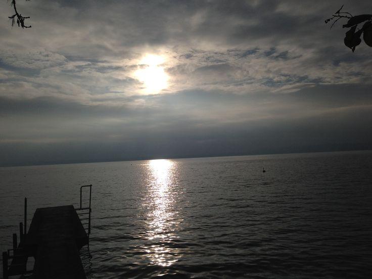 Lac de Neuchâtel Switzerland