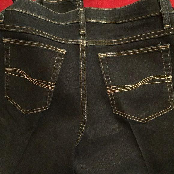 👖👖Riders by Lee Jeans 👖👖 Ladies sz.10 Lee jeans w/stretch/31-inseam/10&1/2 rise,Bootcut/Darkwash Lees Jeans Boot Cut