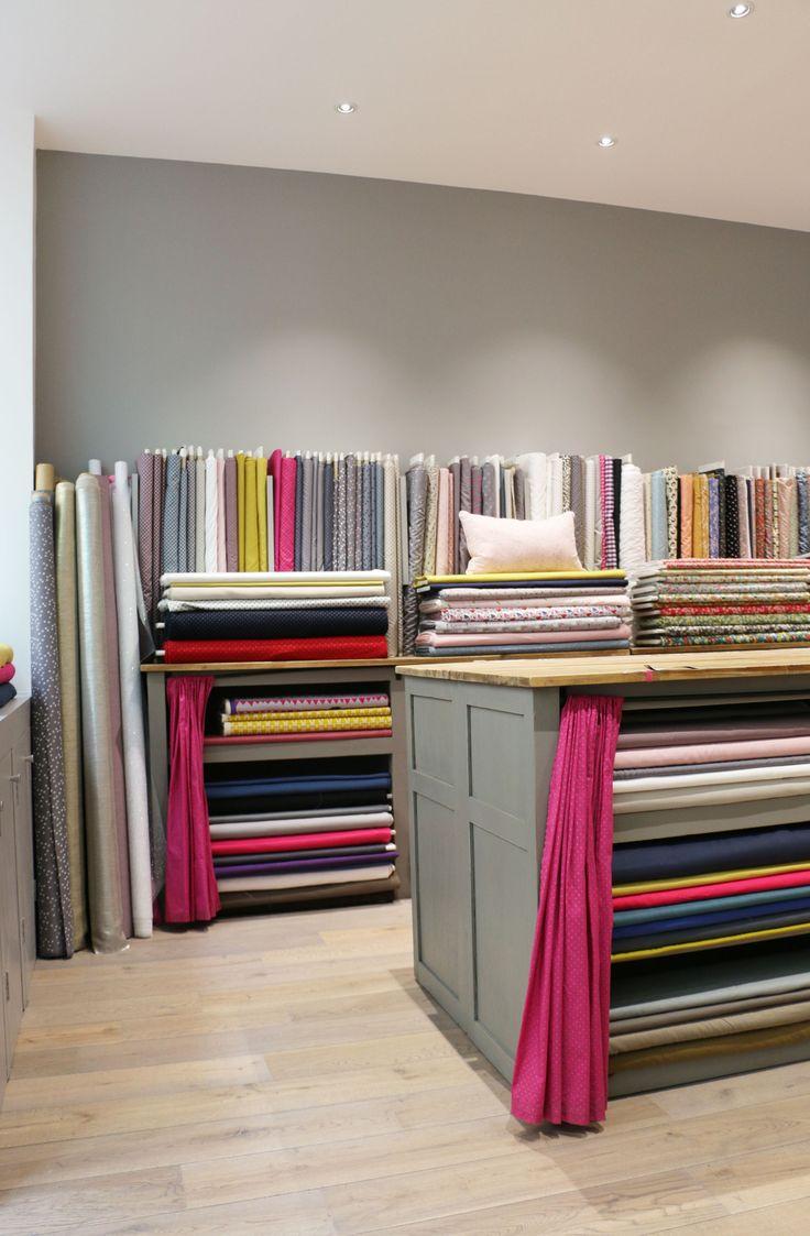 la boutique France Duval Stalla 24 rue mayet paris 6