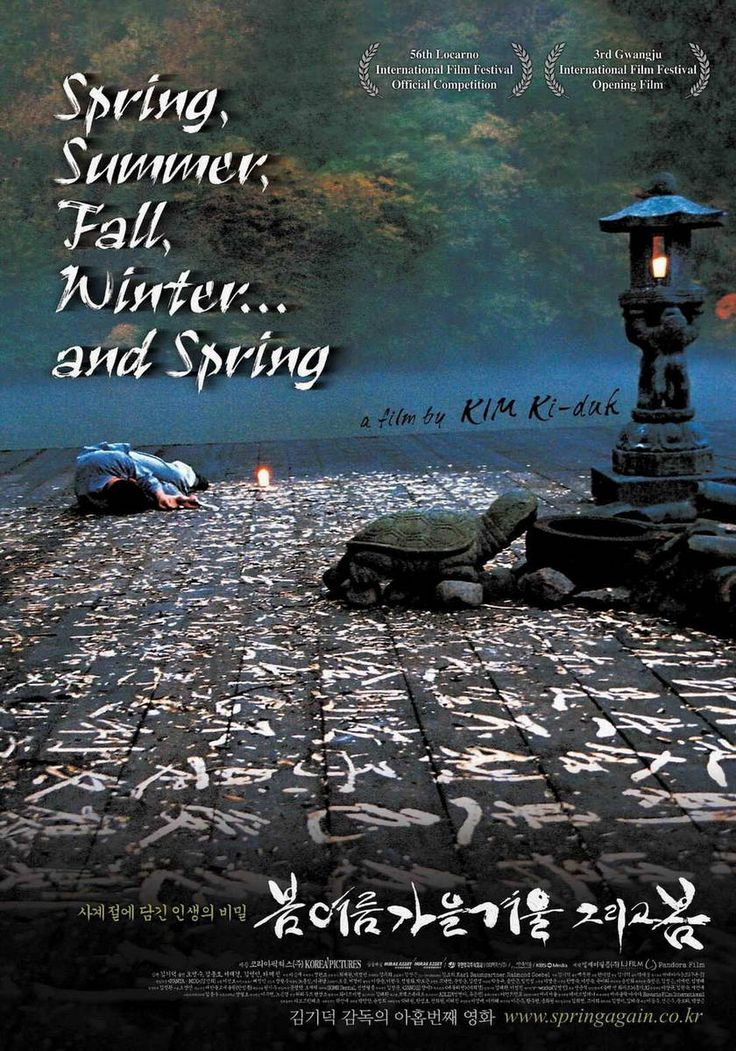 Spring, Summer, Fall, Winter.. and Spring / Kim Ki-Duk.