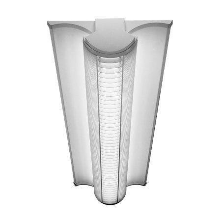Lithonia Lighting AVSM 2 32 MDR DLS MVOLT GEB10IS 2 Light Avante Architectural Linear Fluorescent Surface  by Lithonia Lighting     List Price  $290.96  Low Price Guarantee  Price  $265.00  + Free Shipping