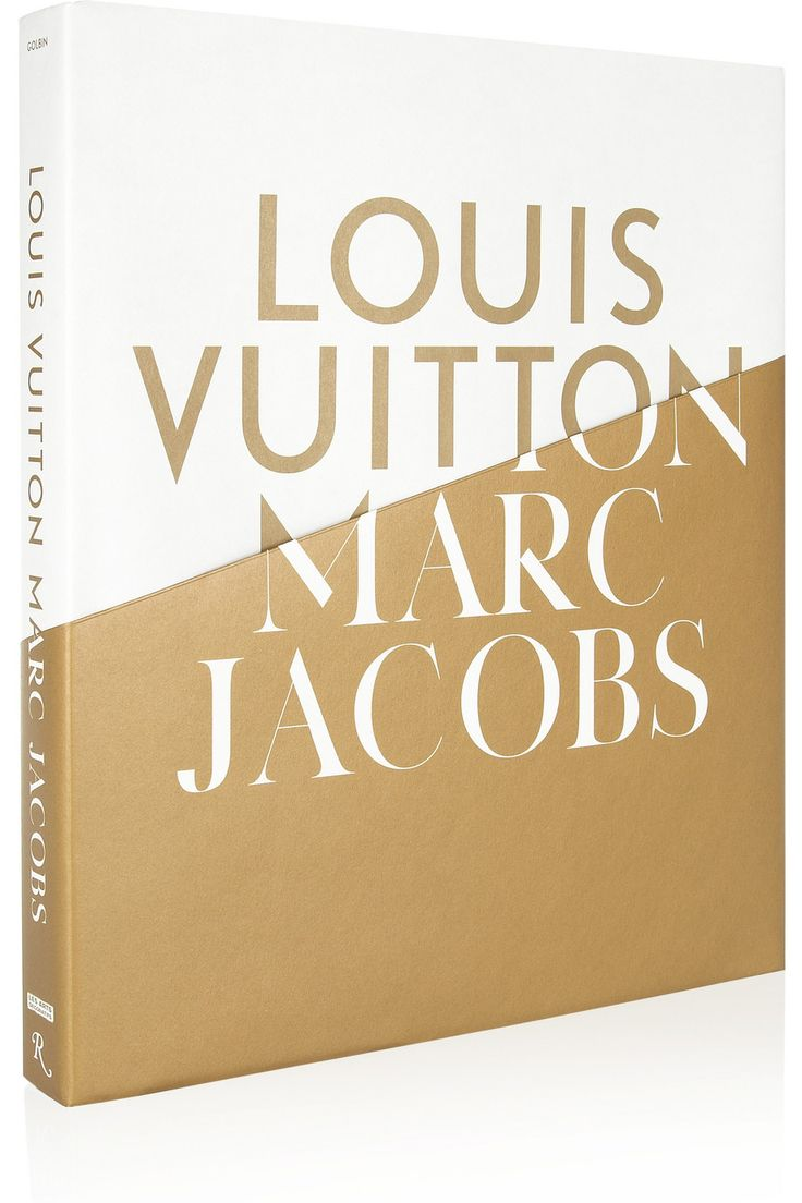 RIZZOLI  Louis Vuitton Marc Jacobs hardcover book