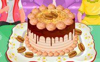 Duitse Chocolade Cake