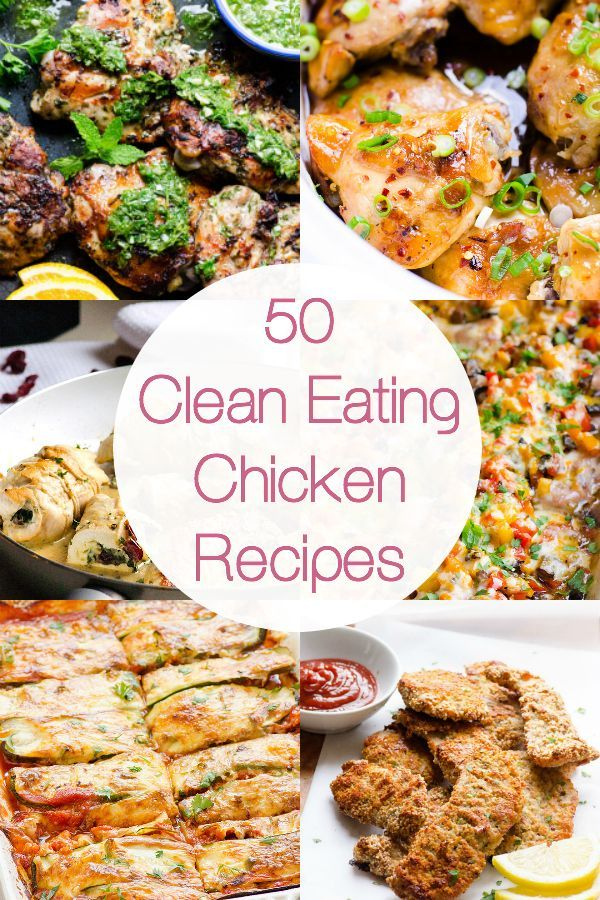 Clean eating ground chicken recipes