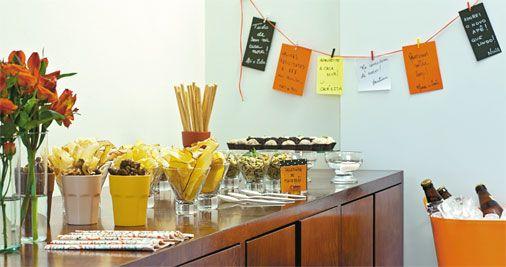 Dicas práticas para organizar uma festa de open house em grande estilo - Casa