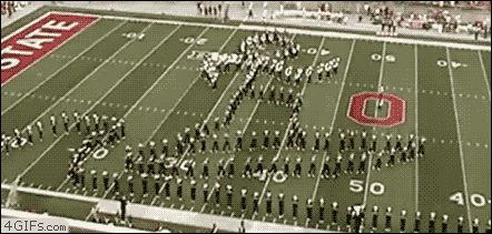 This Is Why The Ohio State University's Marching Band Is Actually The Best Damn Band In The Land