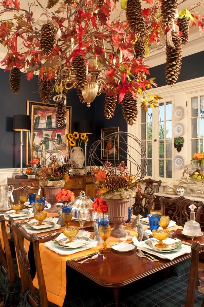 Best tablescapes center pieces dining areas